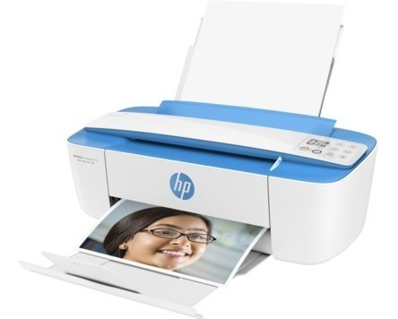 Impressora Multifuncional Hp - Deskjet Ink Advantage 3776
