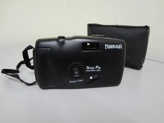 Camera Maquina Fotográfica Panorama Antiga