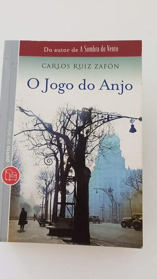 Livro O Jogo Do Anjo - Carlos Ruiz Zafón - Edição De Bolso