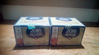 2 Cajas De Rusia 2018 100 Sobres C/u + Envio Gratis