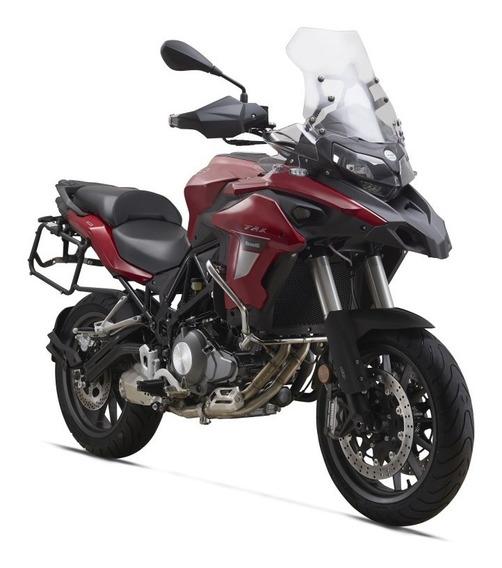 Motocicleta Benelli Trk 502 Roja 12 Meses Sin Intereses