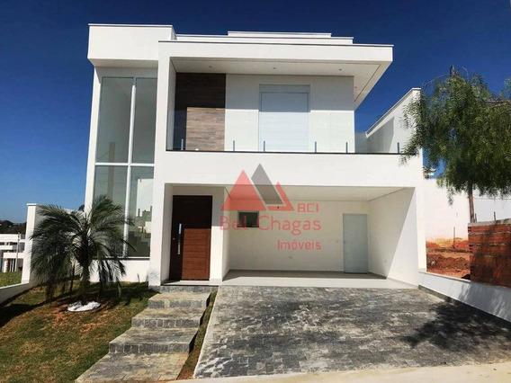 Casa Residencial À Venda, Condomínio Ibiti Reserva, Sorocaba. - Ca0325