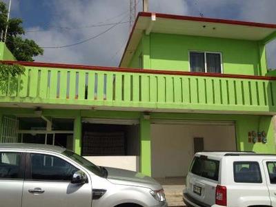 Renta De Edificio De Habitaciones Dobles, En Excelente Estado De Conservación, Climatizadas