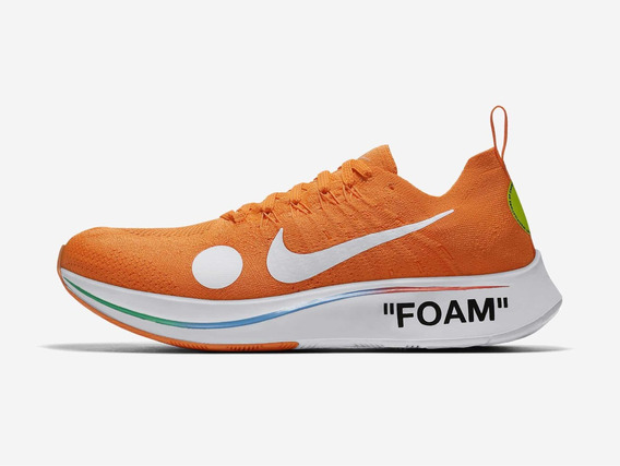 Tênis Nike Off-white Zoomfly Mercurial Flyknit Tam 41 Br