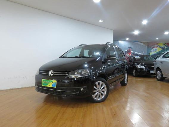 Volkswagen Spacefox 1.6 Sportline Flex Aut Completo C/ Rodas