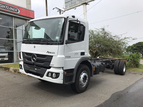 Chasis Mercedes Benz Atego 1726