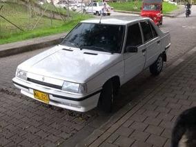 Renault 9 Modelo 1993 Del Transito De Envigado