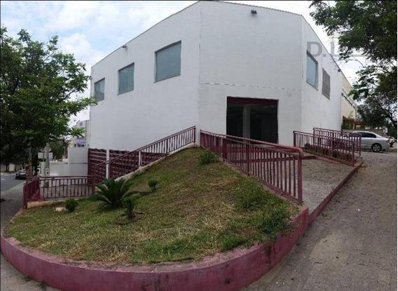 Prédio Para Alugar, 856 M² Por R$ 15.000 - Chácara Primavera - Campinas/sp - Pr0160