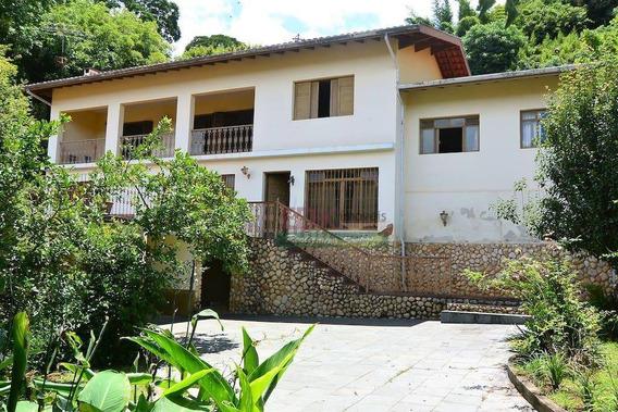 Casa Com 5 Dormitórios À Venda, 453 M² Por R$ 1.800.000 - Centro - São Bento Do Sapucaí/sp - Ca2428