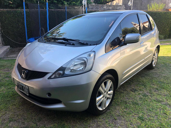 Honda Fit Ex 1.5 2010 Impecable