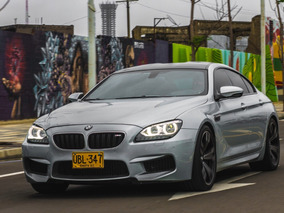 Bmw M6 Grand Coupe 2015