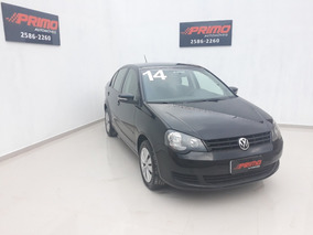 Volkswagen Polo Sedan 2014 Completo 33.999