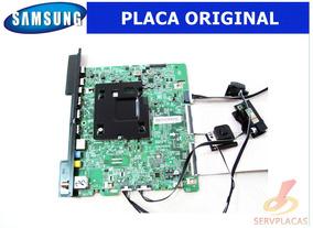 Placa Principal Samsung Un40mu6100g + Nf