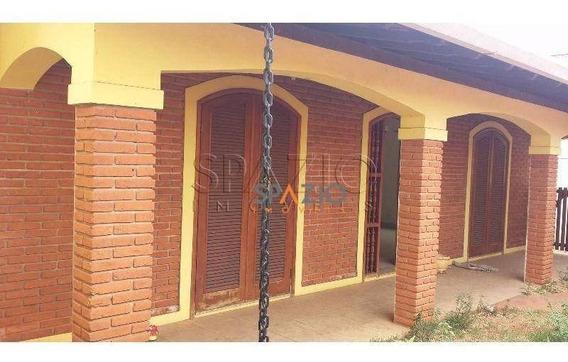 Casa Residencial Para Venda E Locação, Jardim Bela Vista, Rio Claro. - Ca0071