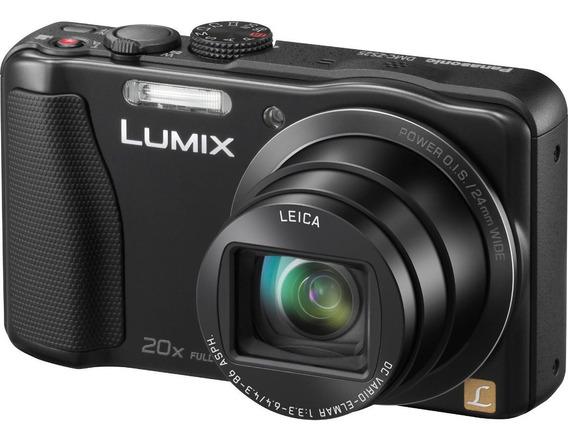30dls Cámara Digital Panasonic Lumix Zs25 Lente Leica
