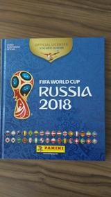 Álbum Da Copa 2018