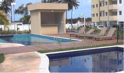 Apartamento Em Estrada Do Coco, Lauro De Freitas/ba De 76m² 3 Quartos À Venda Por R$ 315.000,00 - Ap193802