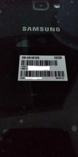 Samsung Galaxy A9 Tela Quebrada