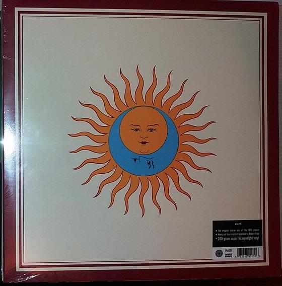 Lp - King Crimson - Larks