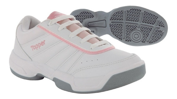 Zapatillas Topper Lady Tie Break I I I