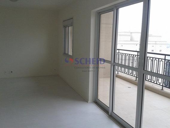 Apartamento 3 Dorms, 1 Suite, 2 Vagas, 132m², Sala Ampliada, Sacada Com Churrasqueira!!! - Mr68350