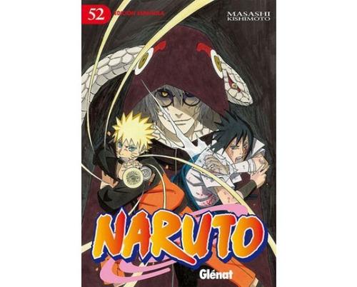 Manga Naruto Tomo 52 - Edt