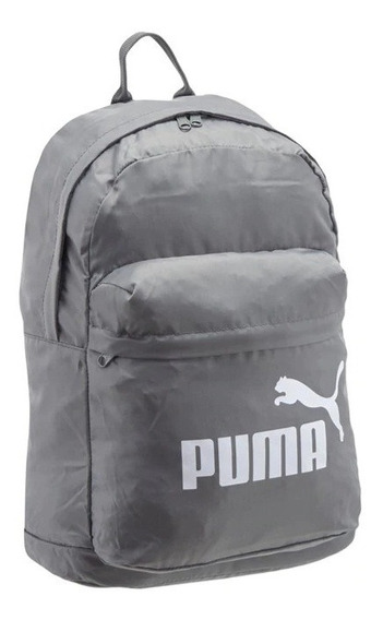 Mochila Puma Classic Backpack Charcoal Grey