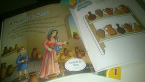 Livros Paradidaticos Colegio Adventista Maternal
