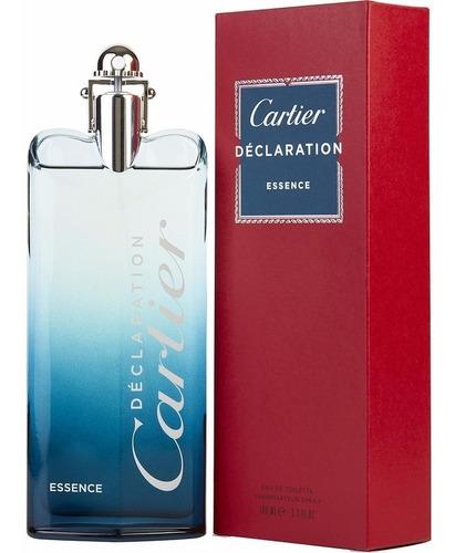 Loción Perfume Declaration Essence Cartier 100ml Original Ga