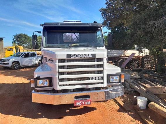 Scania 113 360 Tracada Cambio De 6 Marchas E Bug Leve