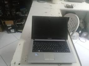 Notebook Samsung Rv410 Sem Hd Tela Com Manchas Bateria Ruim
