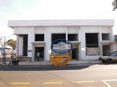 Loja Para Alugar, 120 M² Por R$ 2.000/mês - São João - Araçatuba/sp - Lo0036