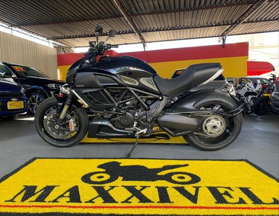 Ducati Diavel Mamed