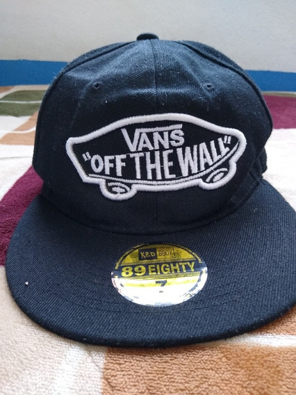 Gorra Vans Off The Wall