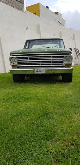 Ford F100 Ford