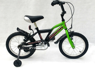 Bicicleta Niño Umma Twister Rod 16 Tipo Mtb