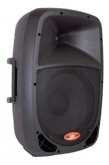 Caixa Acústica Ativa Usb Dr808a Bluetooth 8