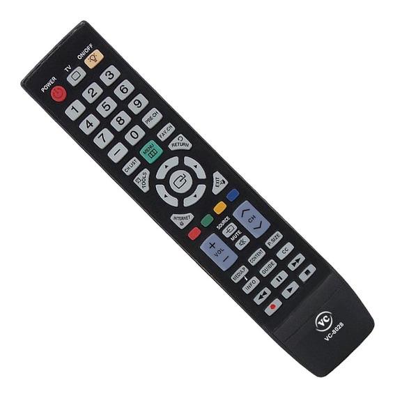 Controle Remoto Tv Led Samsung Un32eh5300 Un40eh4500g 8028