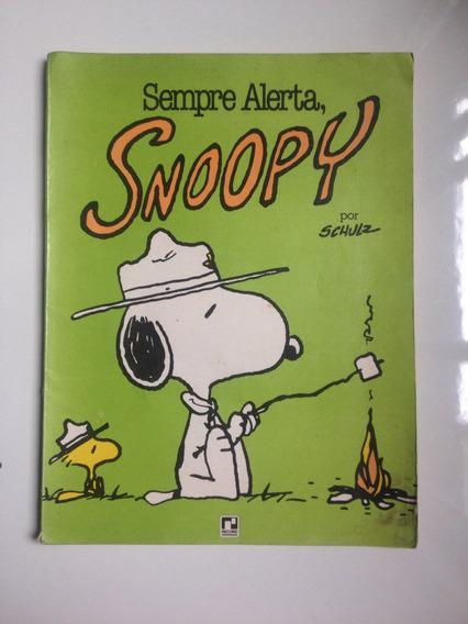 Revista - Sempre Alerta, Snoopy