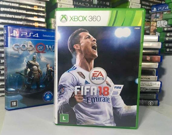 Fifa 18 Original Para Xbox 360