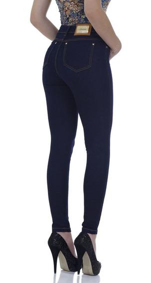 Calça Feminina Zigma Hot Pant Azul