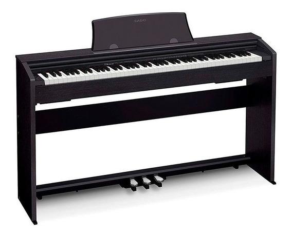 Piano Digital Casio Privia Px770 88 Teclas Completo + Móvel