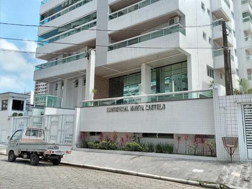 Apartamento Em Praia Grande, Aviação - V5605