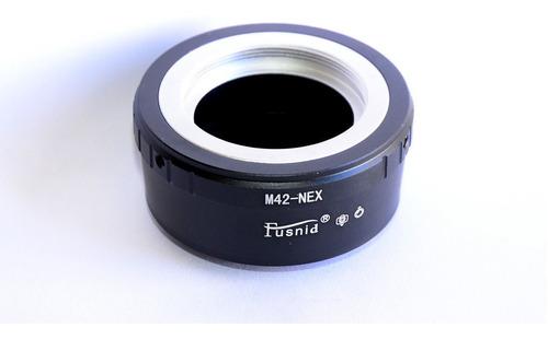 Adaptador Lentes Montura M42 (pentax Zenit M) A Camaras Sony E Mount - Sony Nex E