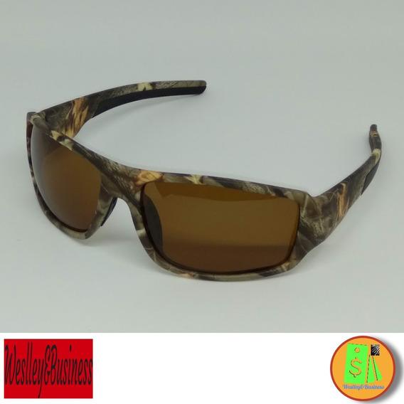 Óculos De Sol Unissex Com Padrão Militar Oc12
