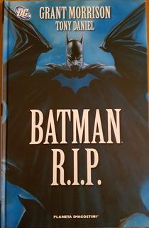 Batman Rip (planeta De Agostini)