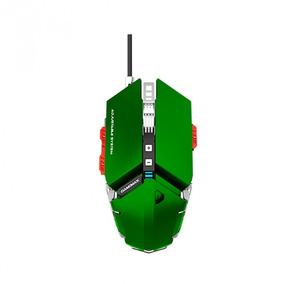 Mouse Gamer Gamemax Mecânico Gx9 Green