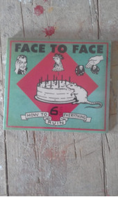 Cd Face To Face-how To Ruin Everything ,punk Lacrado