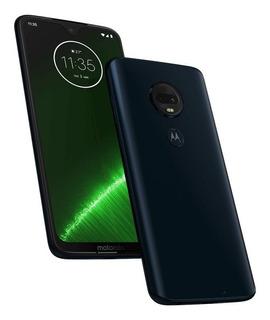Smartphone Moto G7 Plus 64gb 4gb Ram Tela De 6.24 16mp E 5mp