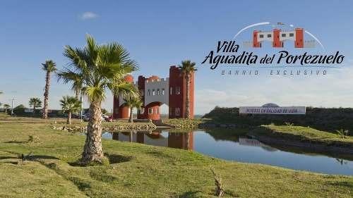 Terreno Ba. Exclusivo Villa Aguadita De Portezuelo San Luis